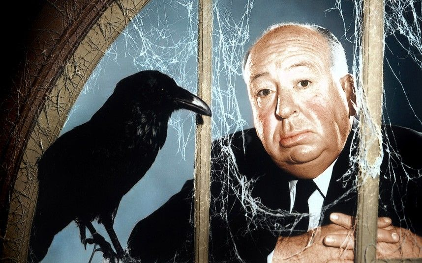 Image result for alfred hitchcock the birds best scene