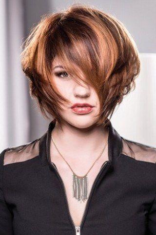 Wunderbar Bob Frisuren: Die Schönsten Cuts | Hairstyles | Pinterest | Haarschnitte,  Kurzhaarschnitte Und Kurze Haare