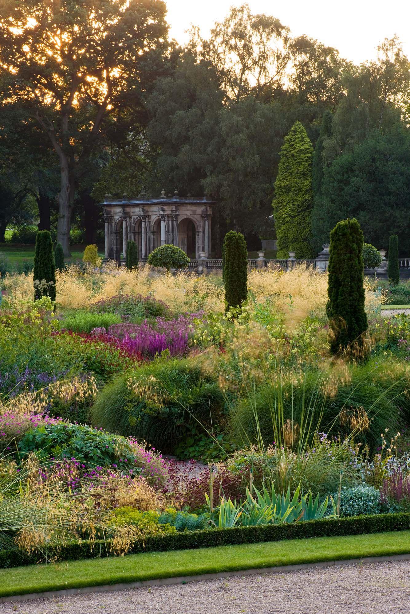 Trentham Staffordshire Beautiful Gardens Garden Design Garden Landscape Design