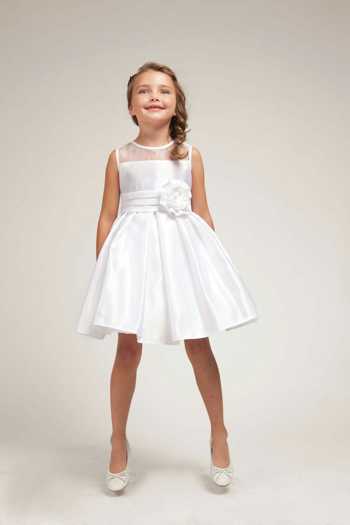 Pin by thuy do on flower girl dresses pinterest flower girl adorable kids canada is your best source for white flower girls dresses in brampton buy this dress from us for the kids in your wedding or the little izmirmasajfo