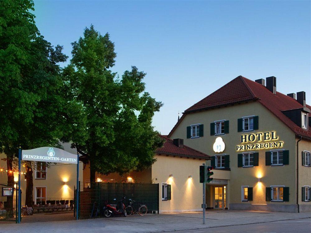 Hotel Prinzregent An Der Messe In Munich Hotel Messe Munchen