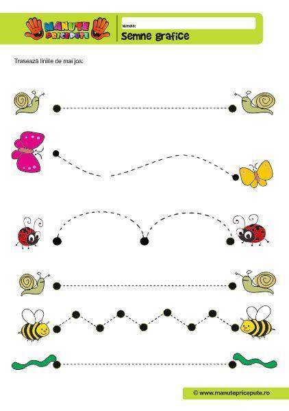 semne de insecte cu copii