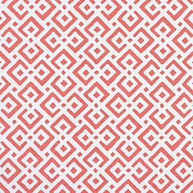 Lattice Pillow Cover – Coral #serenaandlily