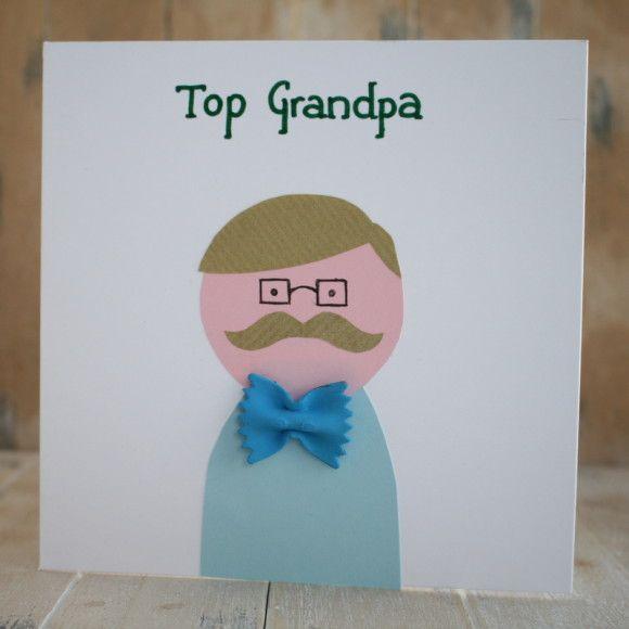 Открытка объемная для дедушки своими руками