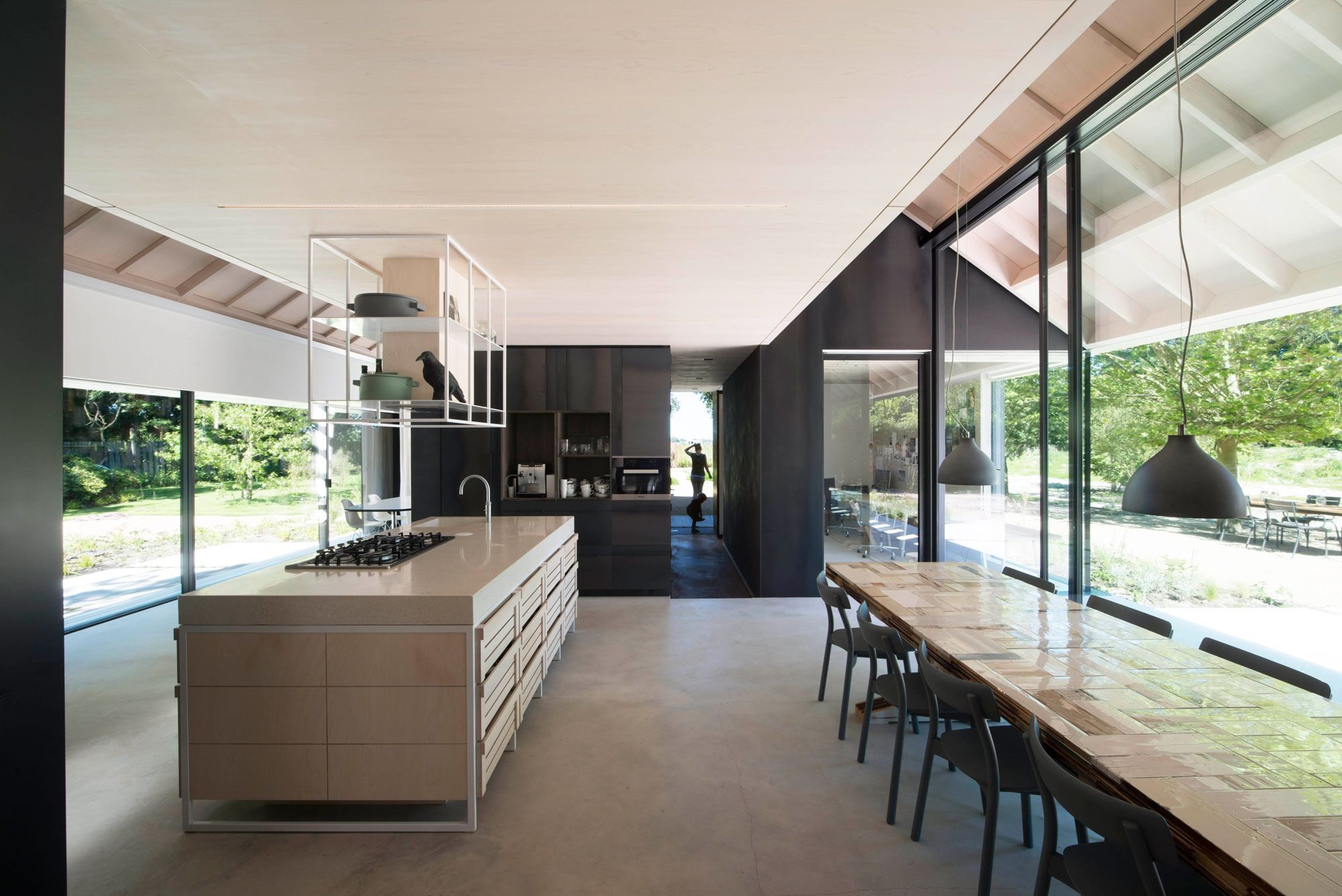 Am Ende der Straße: Wohnhaus in den Niederlanden | Wohnbereich ...