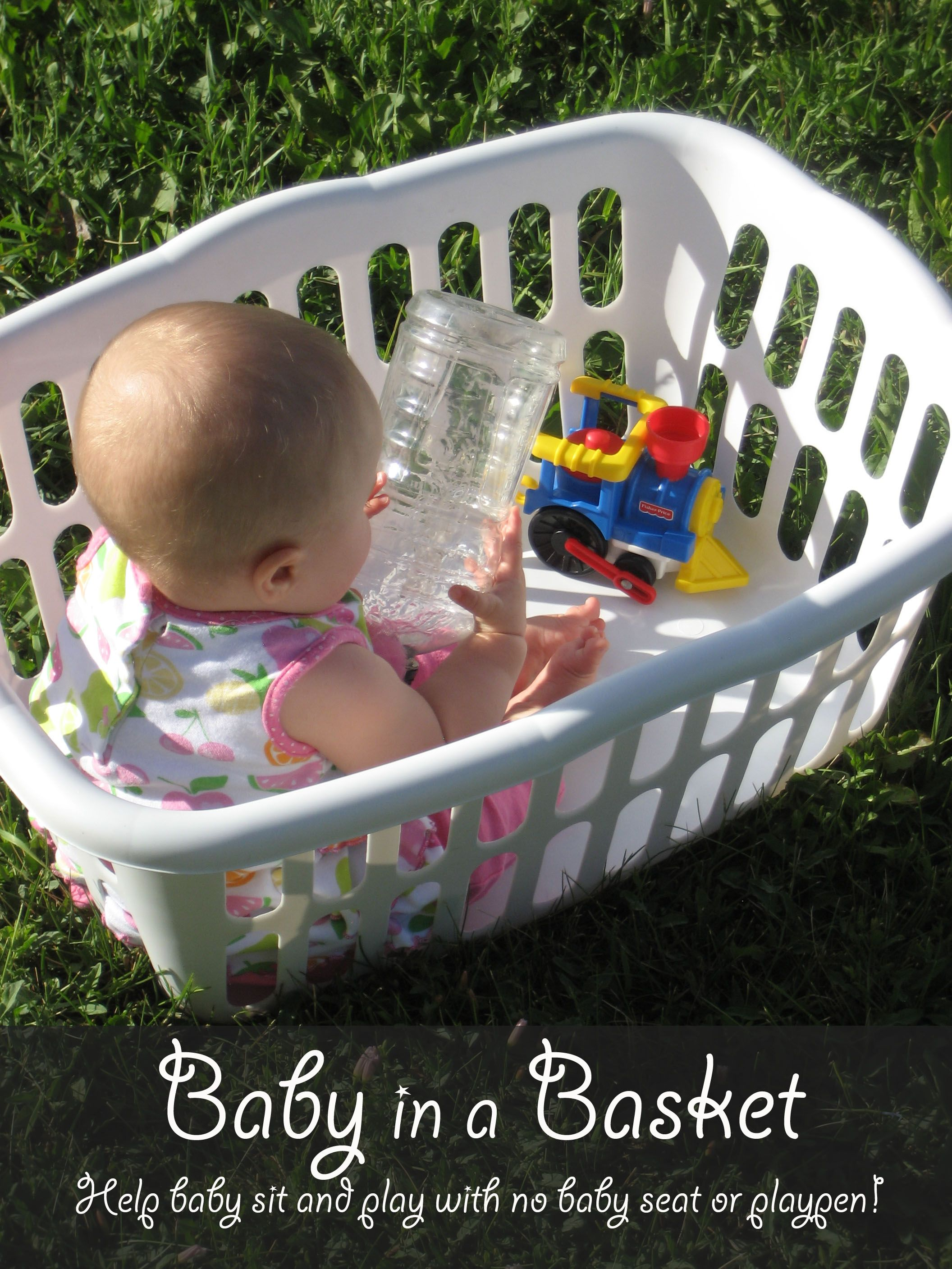 How To Help A Baby Sit Up And Play Without An Infant Seat