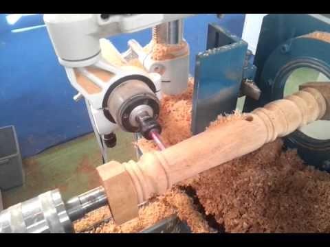 Cosen Cnc Wood Turning Lathe Cnc Wood Lathe Machine Woodworking
