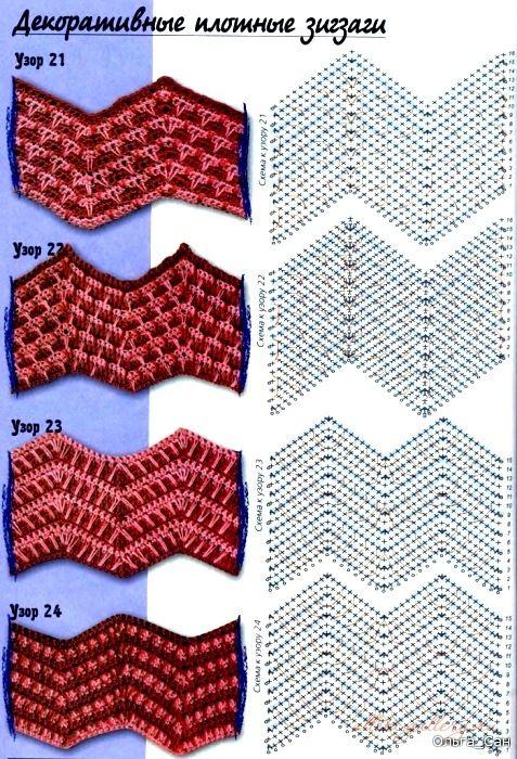 Pin by Mária Cappová on Horgolt mintak | Pinterest | Crochet