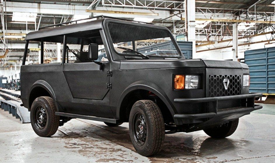 These 6 Coolest Cars are Actually Made in Africa Suv