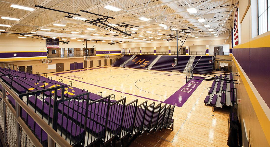 Pin On School Gymnasium And Athletic Facilities