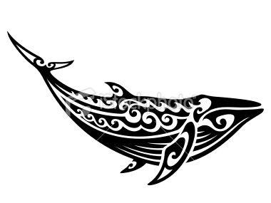 Black tribal whale tortues raies requins dauphins etc tatouage maori et tatouage maori - Modele dessin requin ...