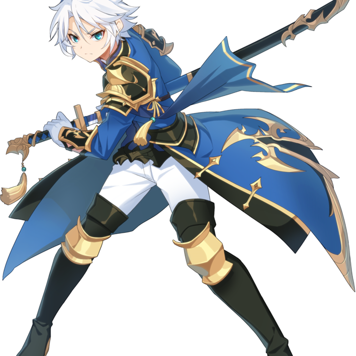 Lass/Grand Chase Dimensional Chaser | Anime warrior
