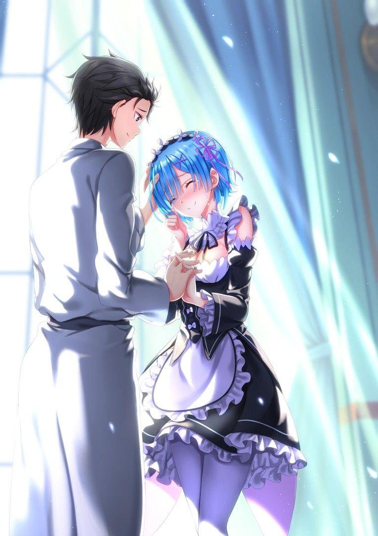 Re Zero Android Wallpaper Anime Anime Anime Art Kara