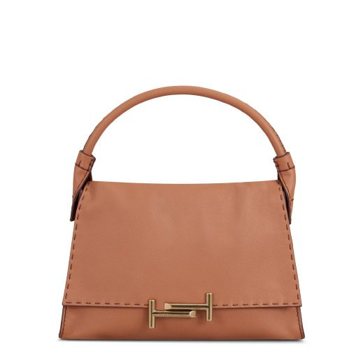 TOD'S . #tods #bags #shoulder bags #hand bags #leather #lining #