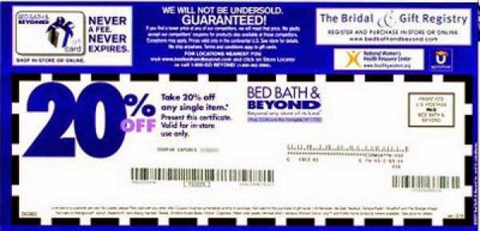 Free Printable Coupons Bed Bath And Beyond Coupons Printable Coupons Free Printable Coupons Online Coupons