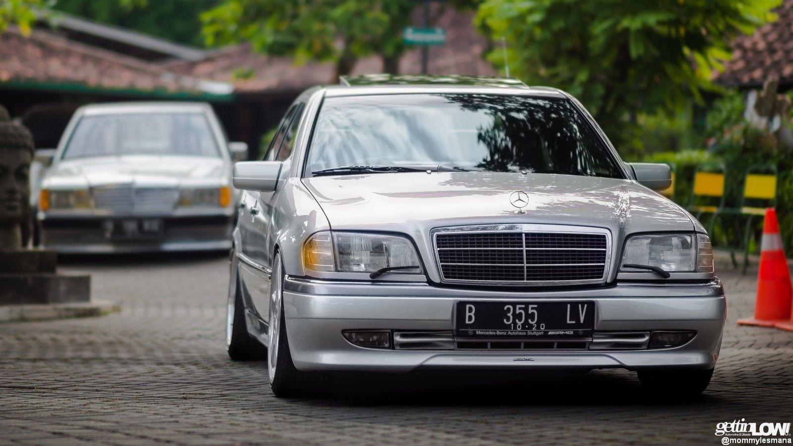 Trey Coesno 1995 Mercedes Benz W202 C200 Full Amg Gettinlow Di 2021 Mercedes Benz Mercedes Mobil