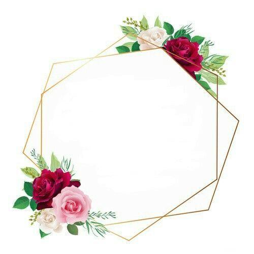 486c5907 Pin De Queen B Em Quotes Pics 2 Em 2019 Molduras Para Convites De Casamento Logot Floral Poster Flower Background Wallpaper Floral Border Design