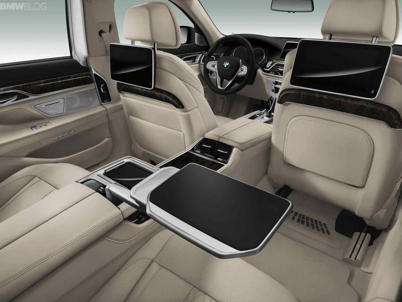 Bmw Series 7 2015 Interior Bmw Mercedes Cars Regarding Bmw 7