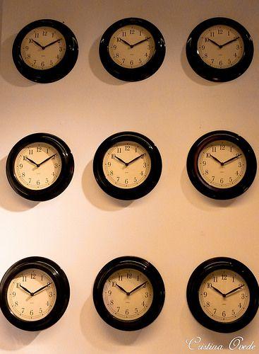 278/365. ¿Qué hora es?
