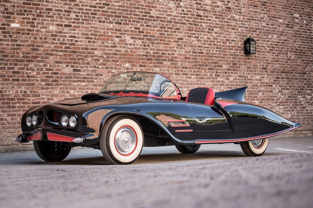 1956 Oldsmobile 88, the first car DC Comics ever licensed. The 63 ...