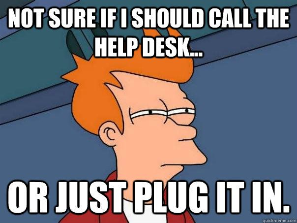 Career Memes Of The Week Help Desk Support Funny Quotes Work Humor College Humor