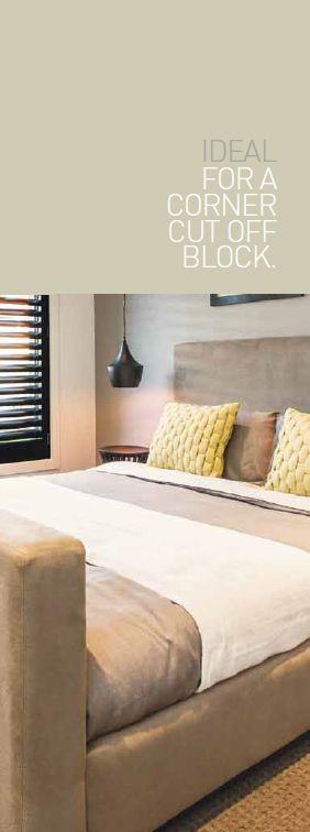 Weeks and Macklin Affordable Home Design 28 - ideal for a corner cut off block. #weeksmacklinhomes #home - Builders, Adelaide, South Australia