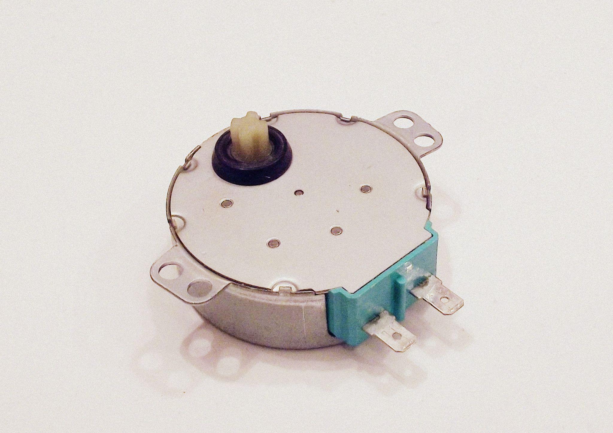RMOTDA186WRE0 Sharp Microwave Turntable Motor