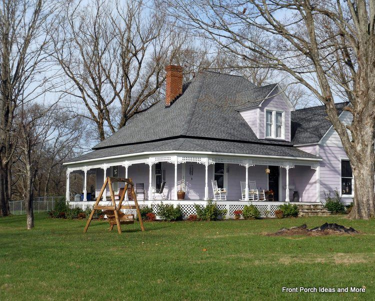 Farm House Porches Country Porches Wrap Around Porches Country Porch House With Porch Porch House Plans