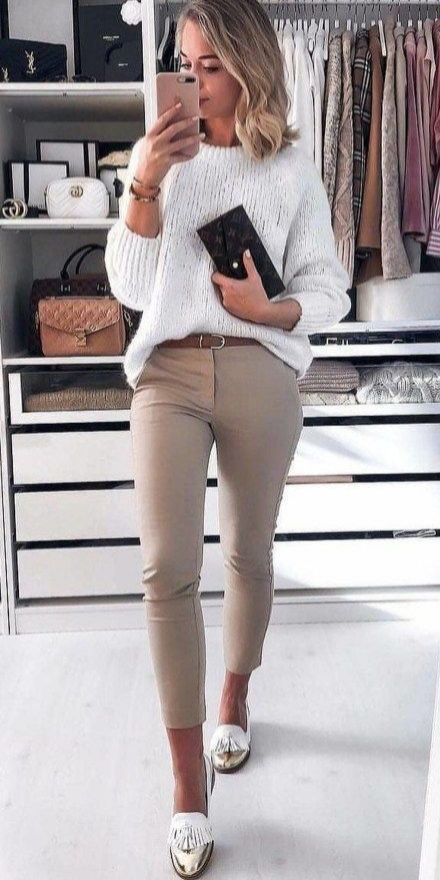 10 Smart casual outfits for Women in