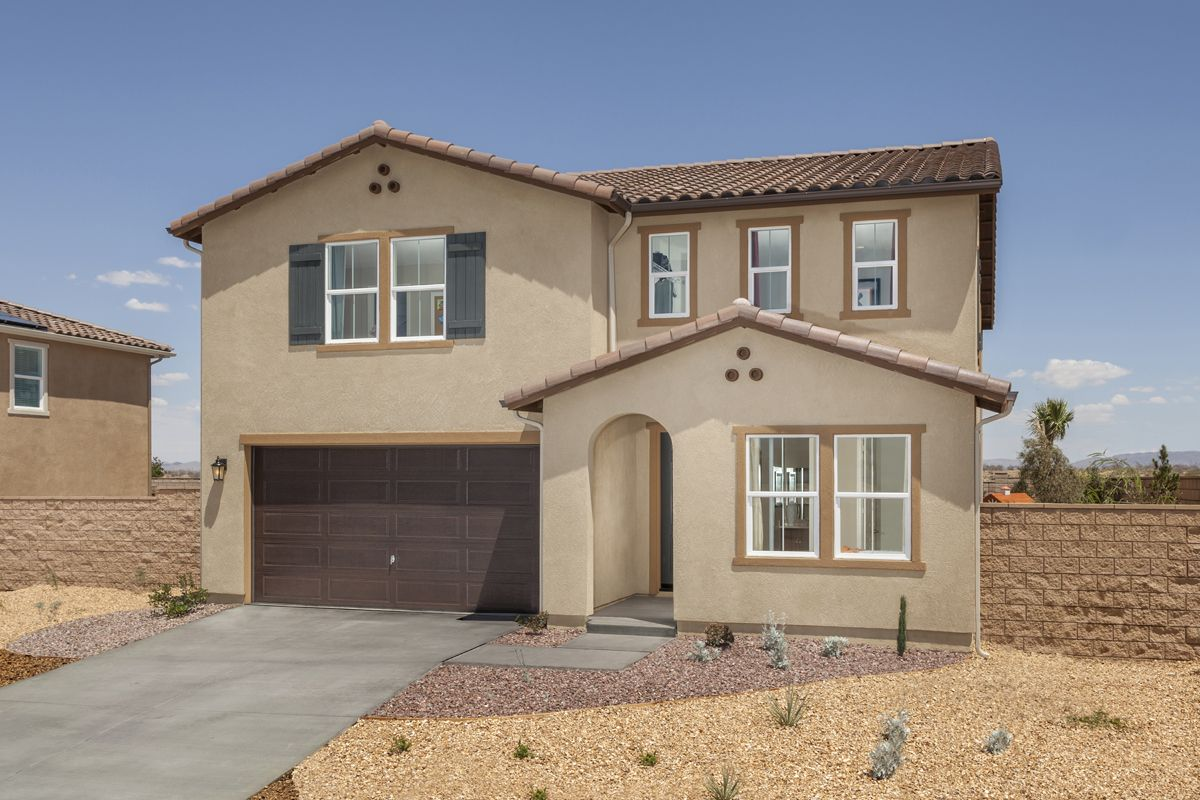 Wildflower At Las Haciendas A Kb Home Community In Victorville Ca Riverside San Bernardino