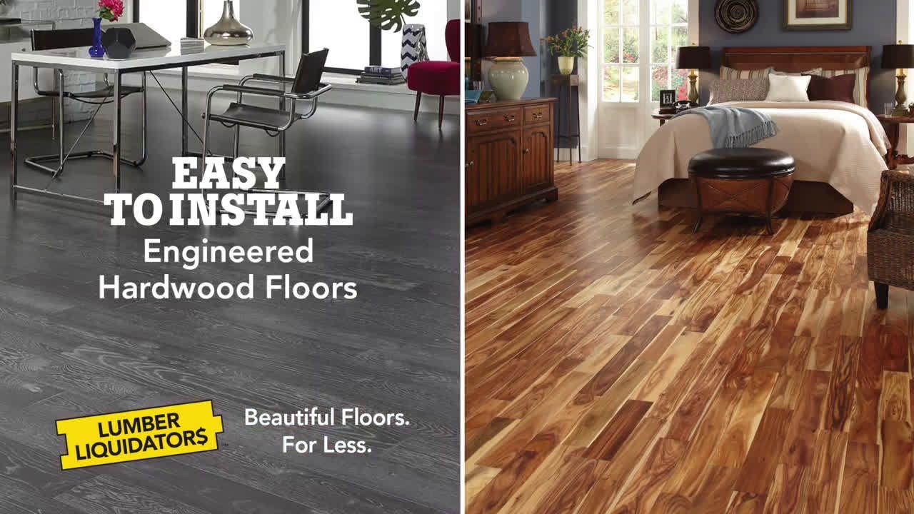Lumber Liquidators October 23 30 Laminate Engineered Flooring Sale Ad Commercial On Tv 2018 Flooring Sale Engineered Flooring Lumber Liquidators