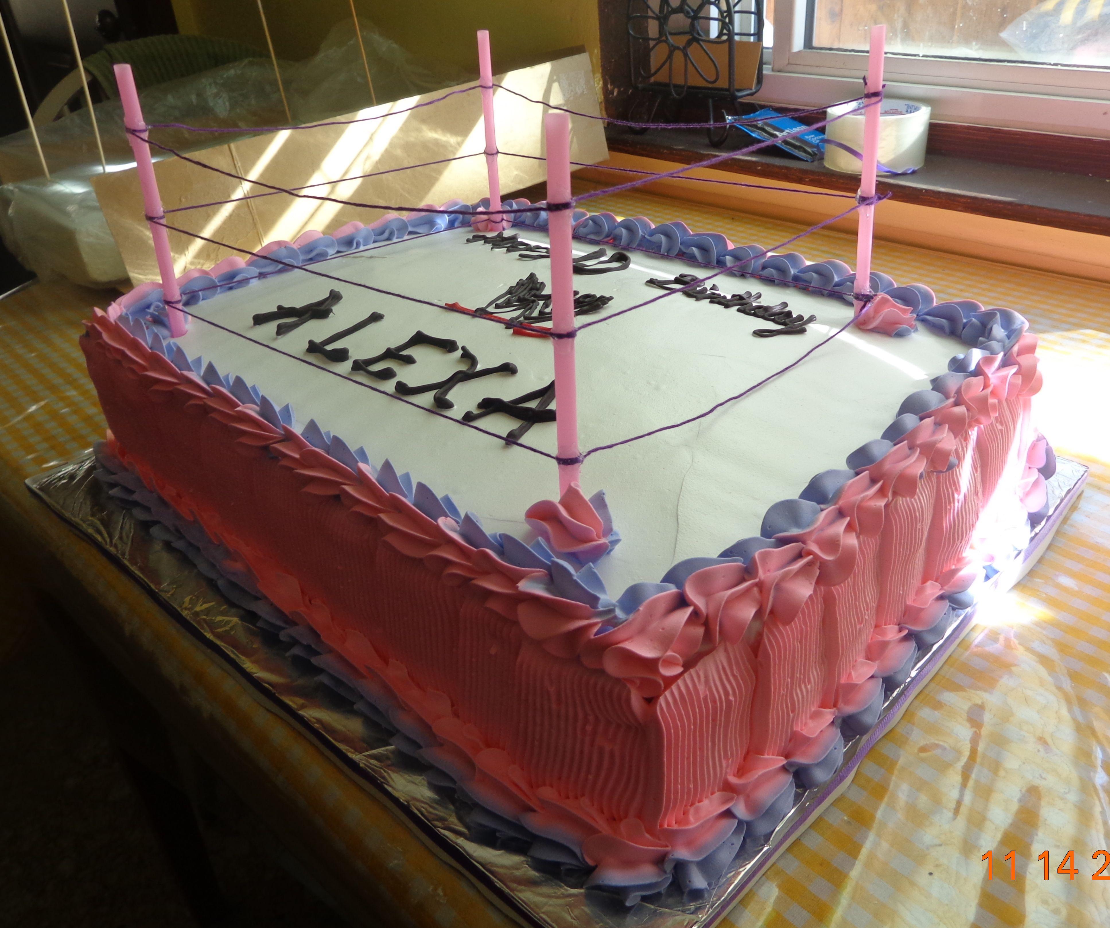 wwe divas cakes Mis Creaciones Pinterest Diva cakes Cake