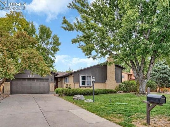 Pleasing Zillow Has 2 110 Homes For Sale In Colorado Springs Co View Home Interior And Landscaping Palasignezvosmurscom