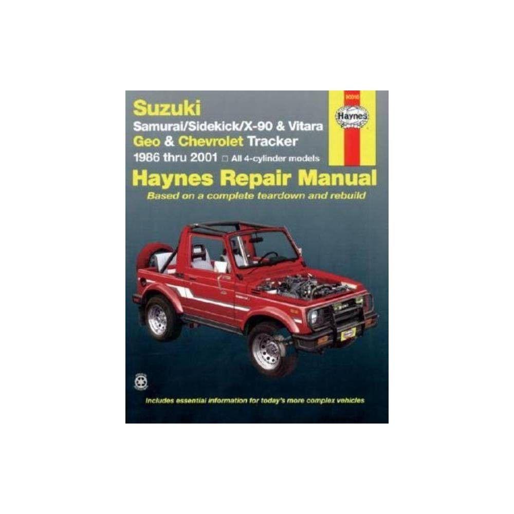 Suzuki Samurai  Sidekick  X-90  U0026 Geo  U0026 Chevrolet Tracker