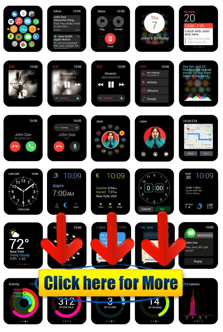 Pin on Apple Watch Apps