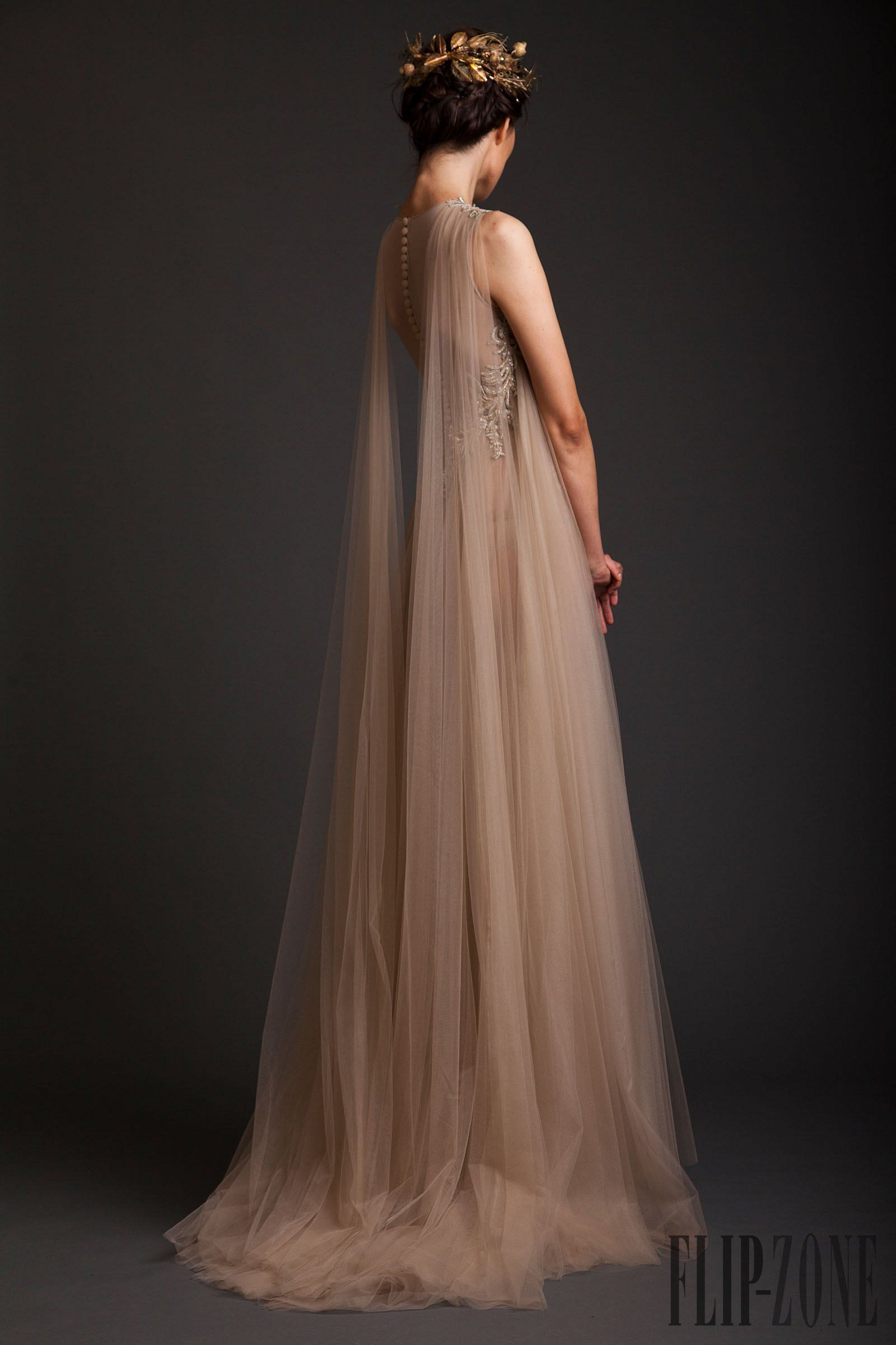 A Fresh Graduate Of L Ecole Superieure Des Arts Et Techniques De La Mode In Beirut Krikor Jabotian Began Working At Elie Saab S Creative Department