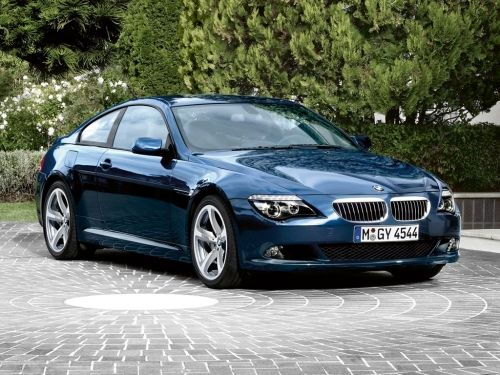 Bmw 6 Series 640d Coupe Bmw 6 Series Bmw