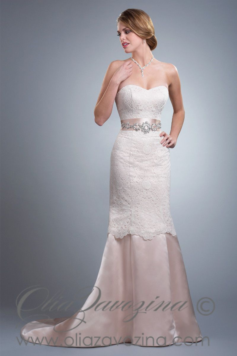Olia Zavozina- Juliette #oliazavozina #weddingdress #juliette @Four ...