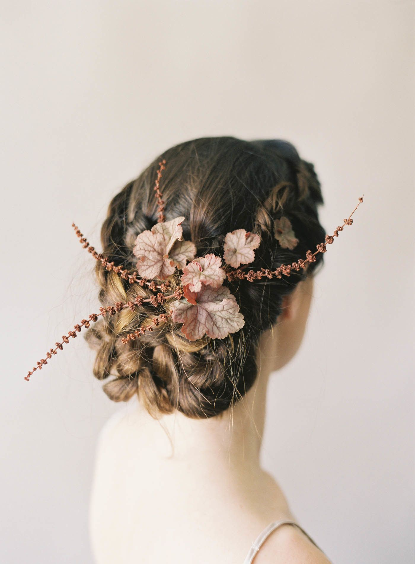 Blooming Bridal Updos