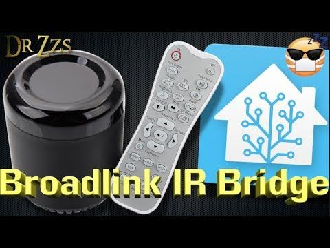 2 Using IR Remote Controls in your Smart Home Home Assistant and