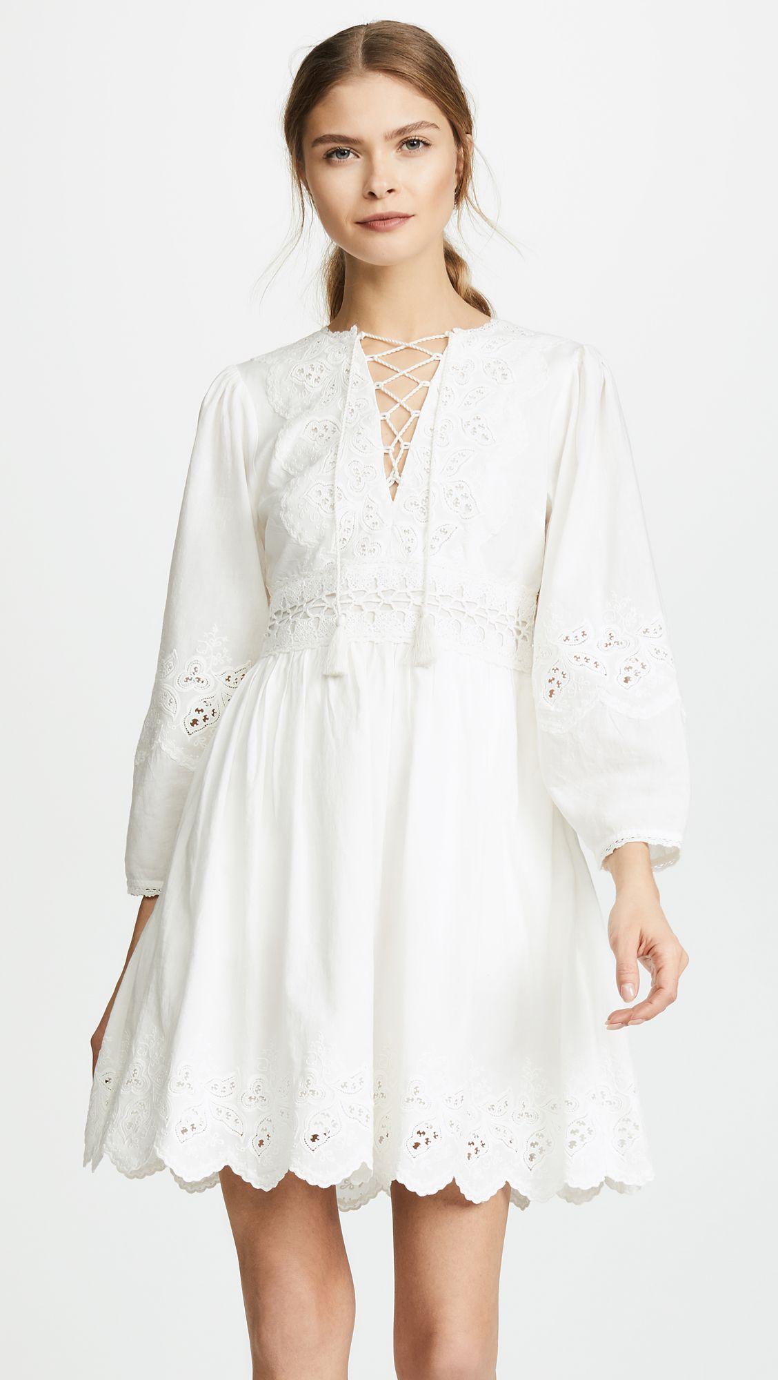 Ailey flared dress Ulla Johnson zlcytY