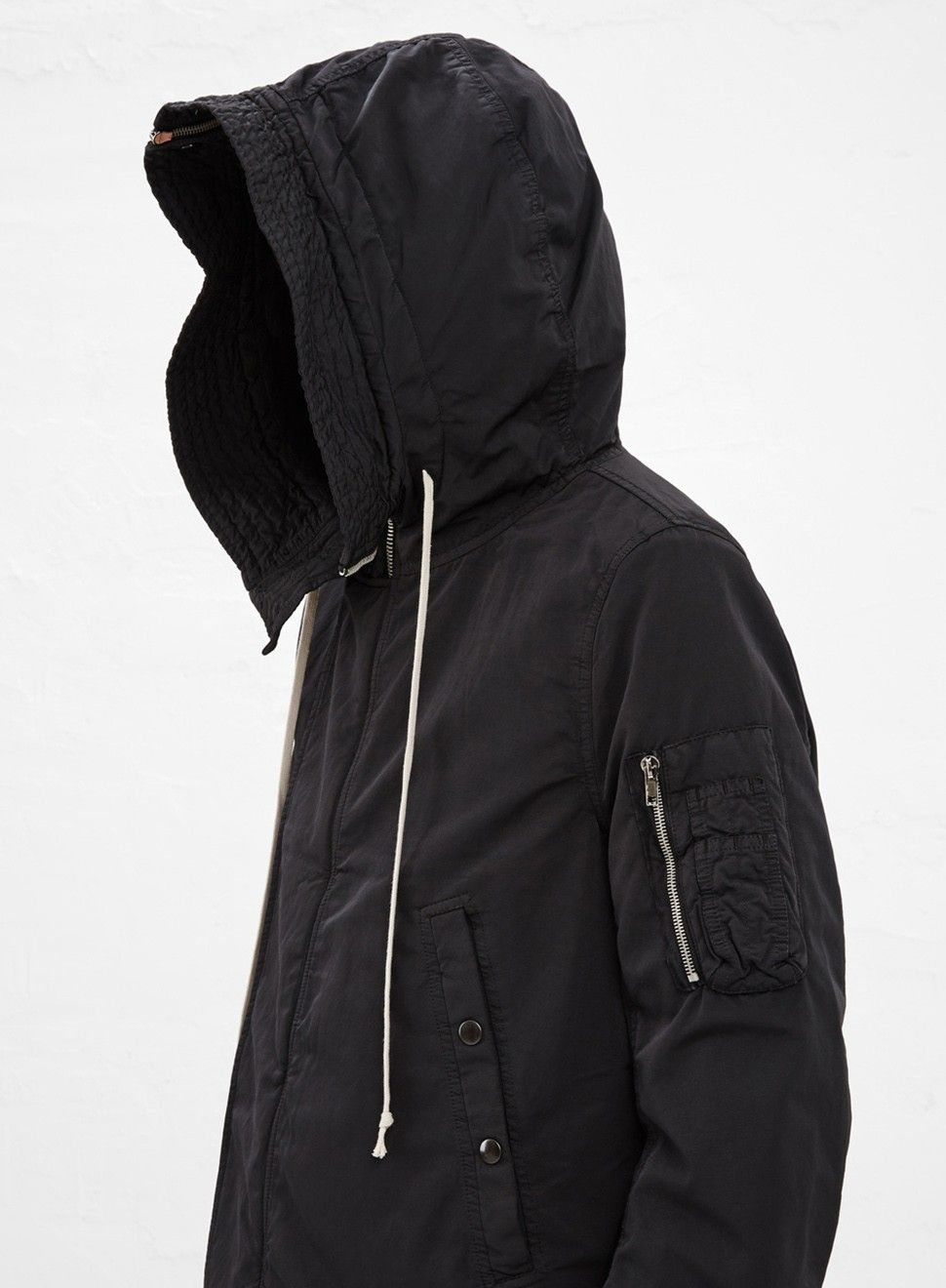 Mens Vandals RO N2B Hooded Bomber Jacket at Fabrixquare | Herre ...