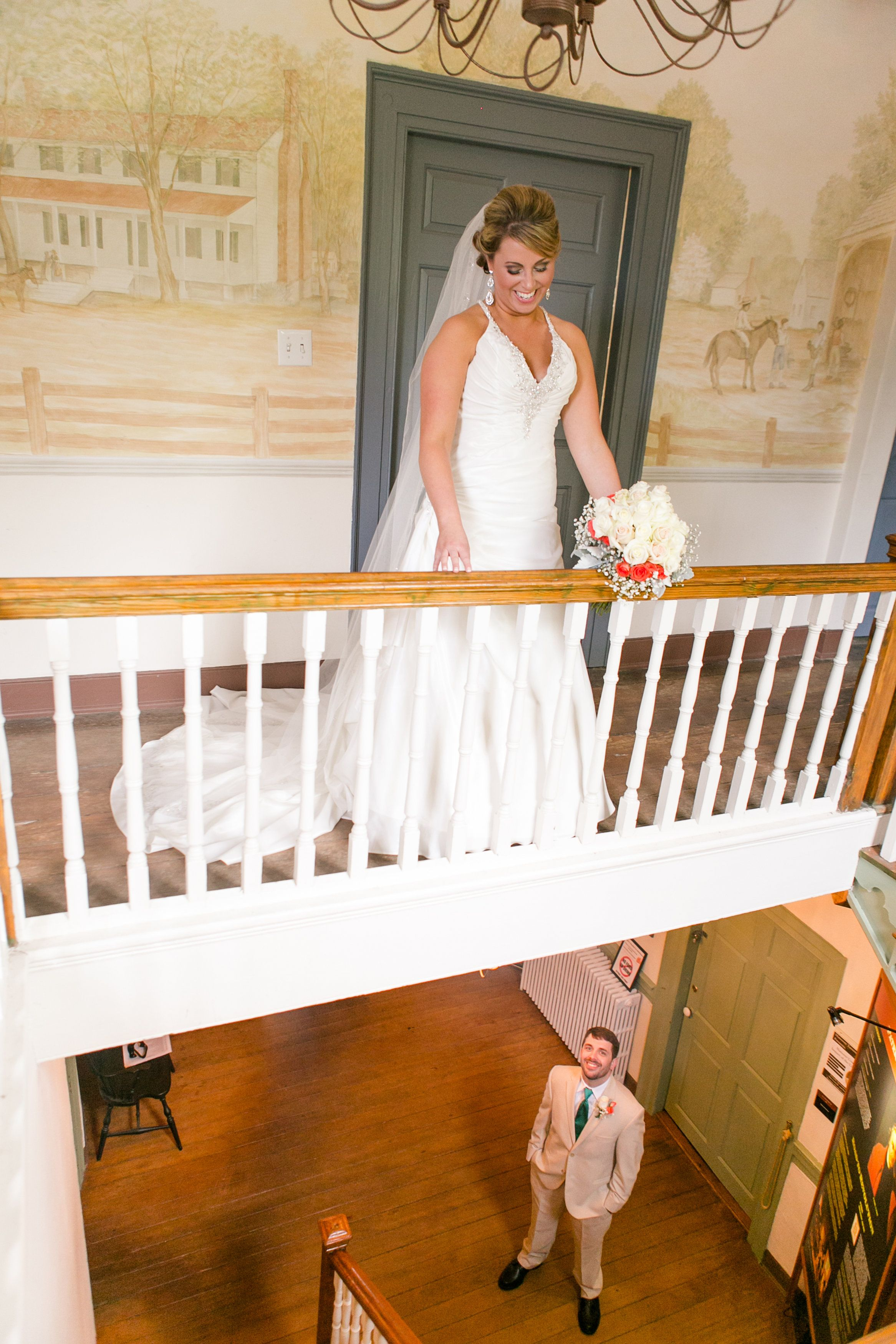 Teal And C Hanover Courthouse Tavern Wedding By Kristi Mckeag Photography See More
