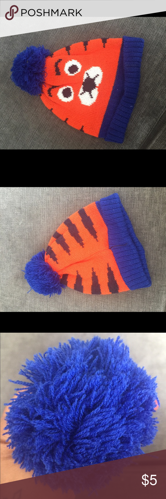 Children's Place Tiger Hat Get your Infants Ready for Winter! Children's Place Accessories Hats