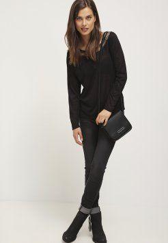 41e30e549ba9 Esprit - Sac bandoulière - black   Mode   Bijoux   Shopping   Models ...
