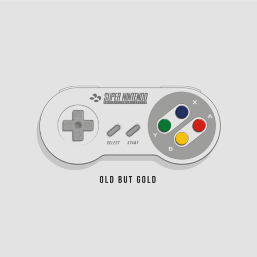 Old But Gold Art By Eden Clairicia Gold Art Vintage Games Art