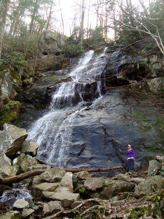 Hen Wallow Falls, GSMNP