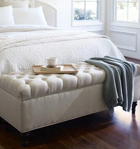 Benches For The Foot Of The Bed - Foter | Bed bench storage ...