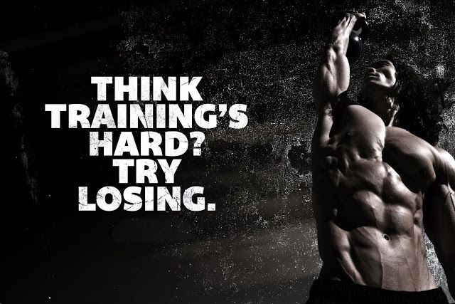 Winning Sayings And Quotes Workout Citater Workout Motivation Motiverende