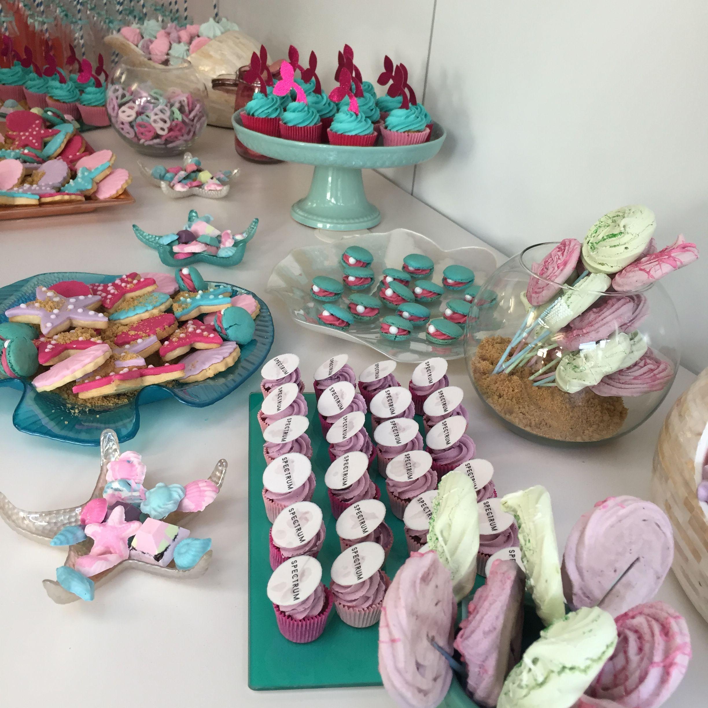 cute, kitch sweet treats Spectrum launch event Cruelty